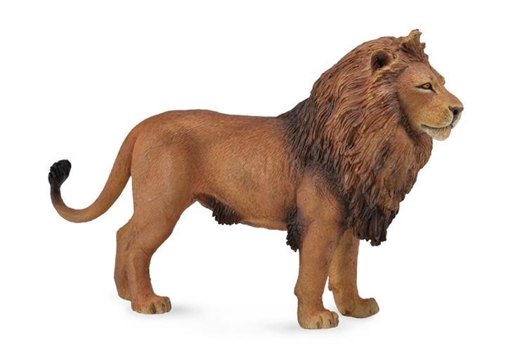 Figurina Leu African L Collecta