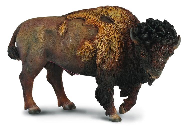 Figurina American Bison L Collecta