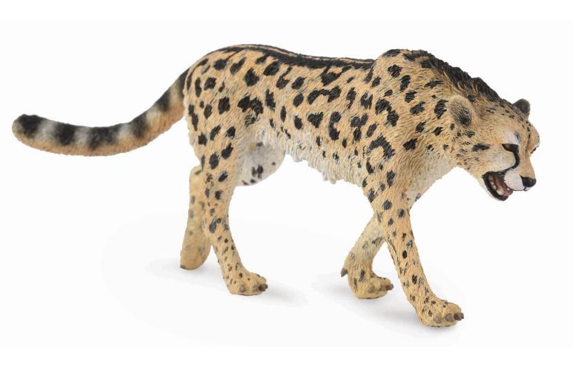Figurina Ghepard King L Collecta