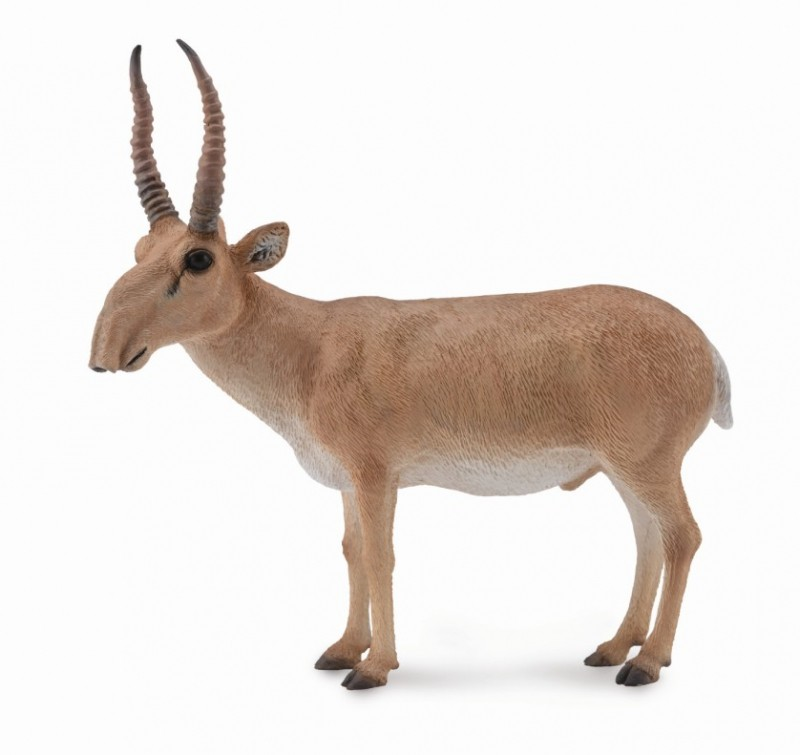Figurina Antilopa Saiga L Collecta