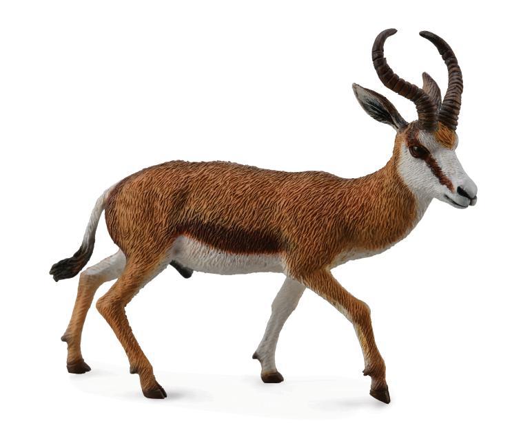 Figurina Antilopa Springbok L Collecta