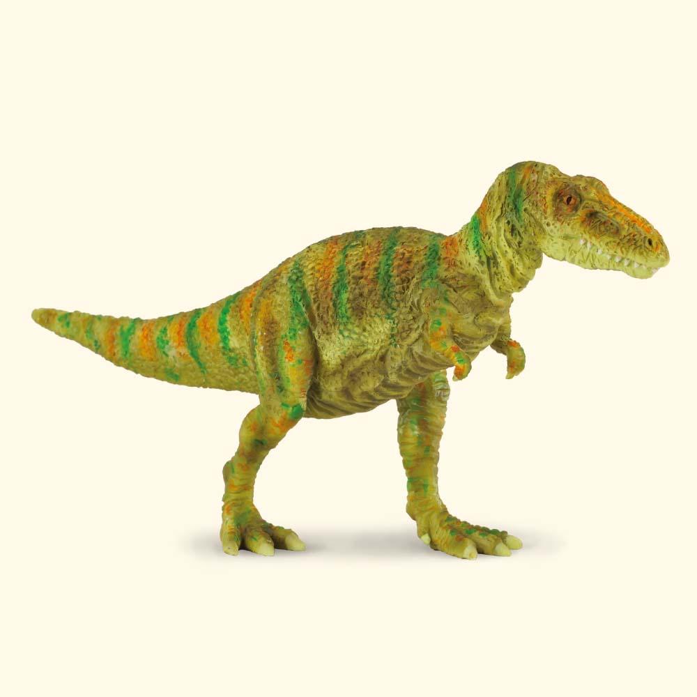 Figurina dinozaur Tarbosaurus pictata manual L Collecta