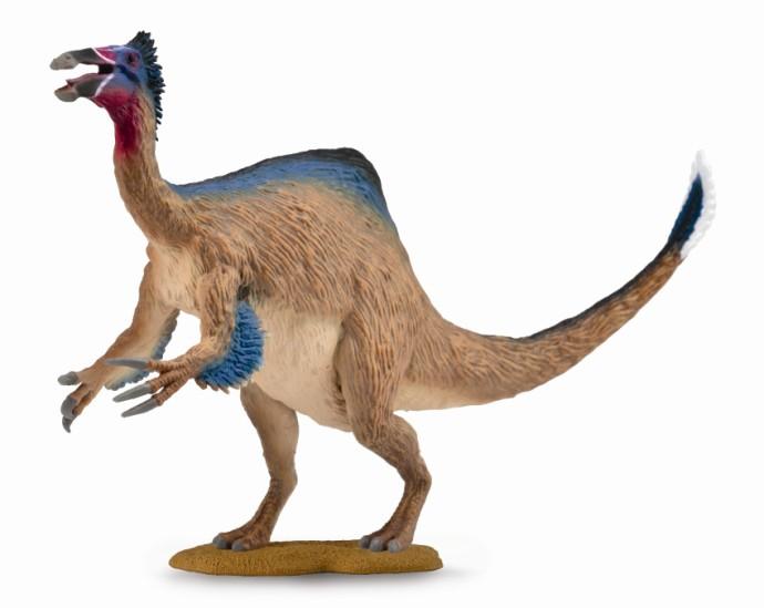 Figurina dinozaur Deinocheirus pictata manual L Collecta