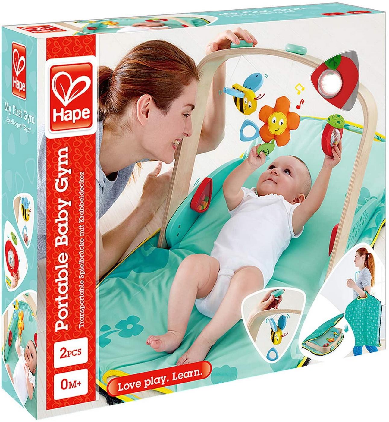 Hape centru de joaca pentru bebelusi
