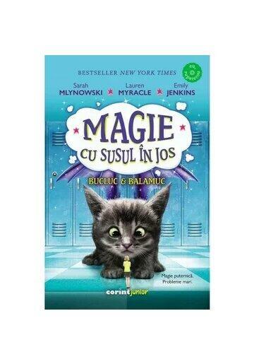 Magie cu susul in jos - Vol. 2 Bucluc & balamuc image0