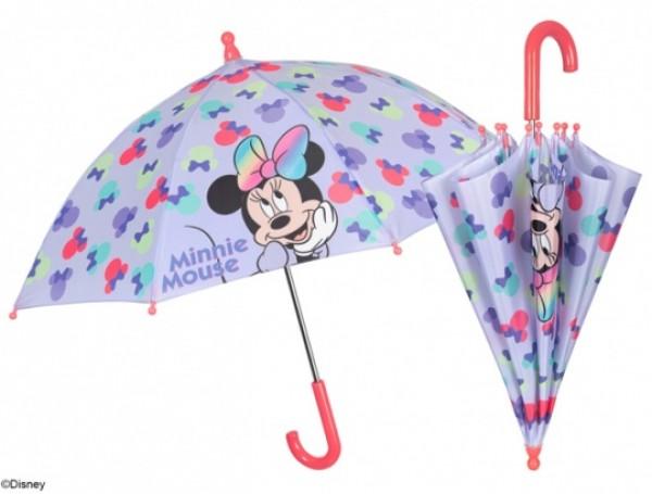 Umbrela Minnie Mouse Pentru Copii Multicolor image0