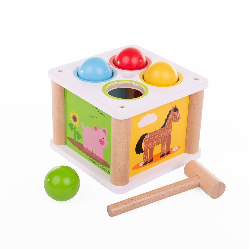 Jucarie dexteritate - Bilute colorate image0