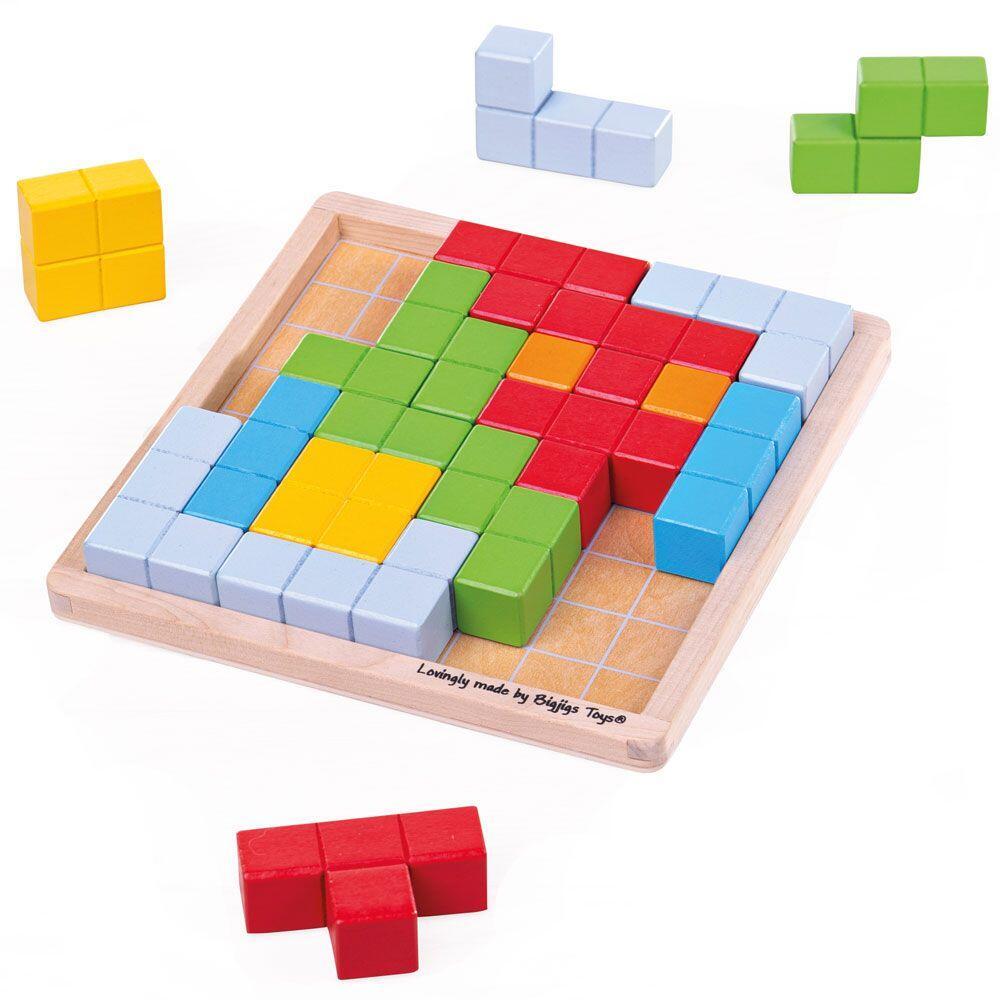 Joc de logica - Puzzle colorat image0