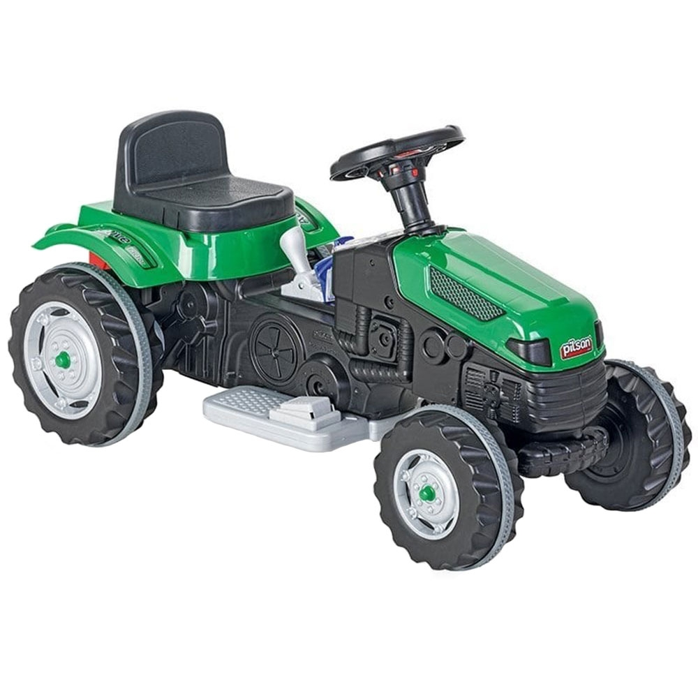Tractor electric Pilsan Active 05-116 green