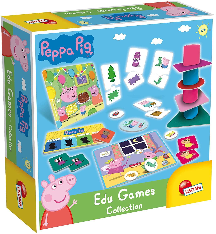 Prima mea colectie de jocuri - Peppa Pig