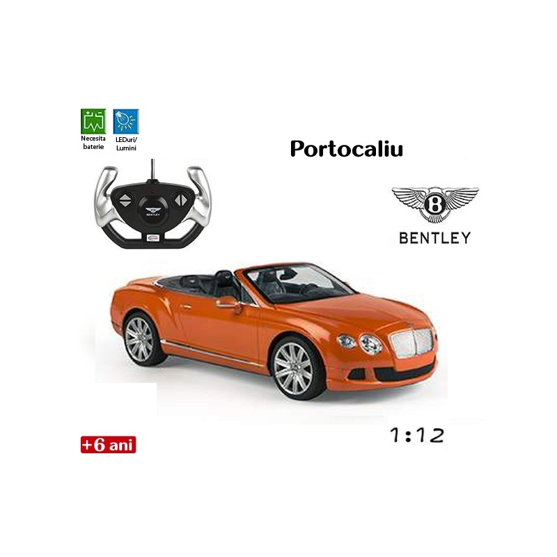 Jucarie masina Bentley Continental GT