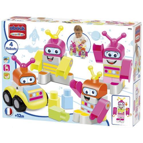 Set Constructii Roboti