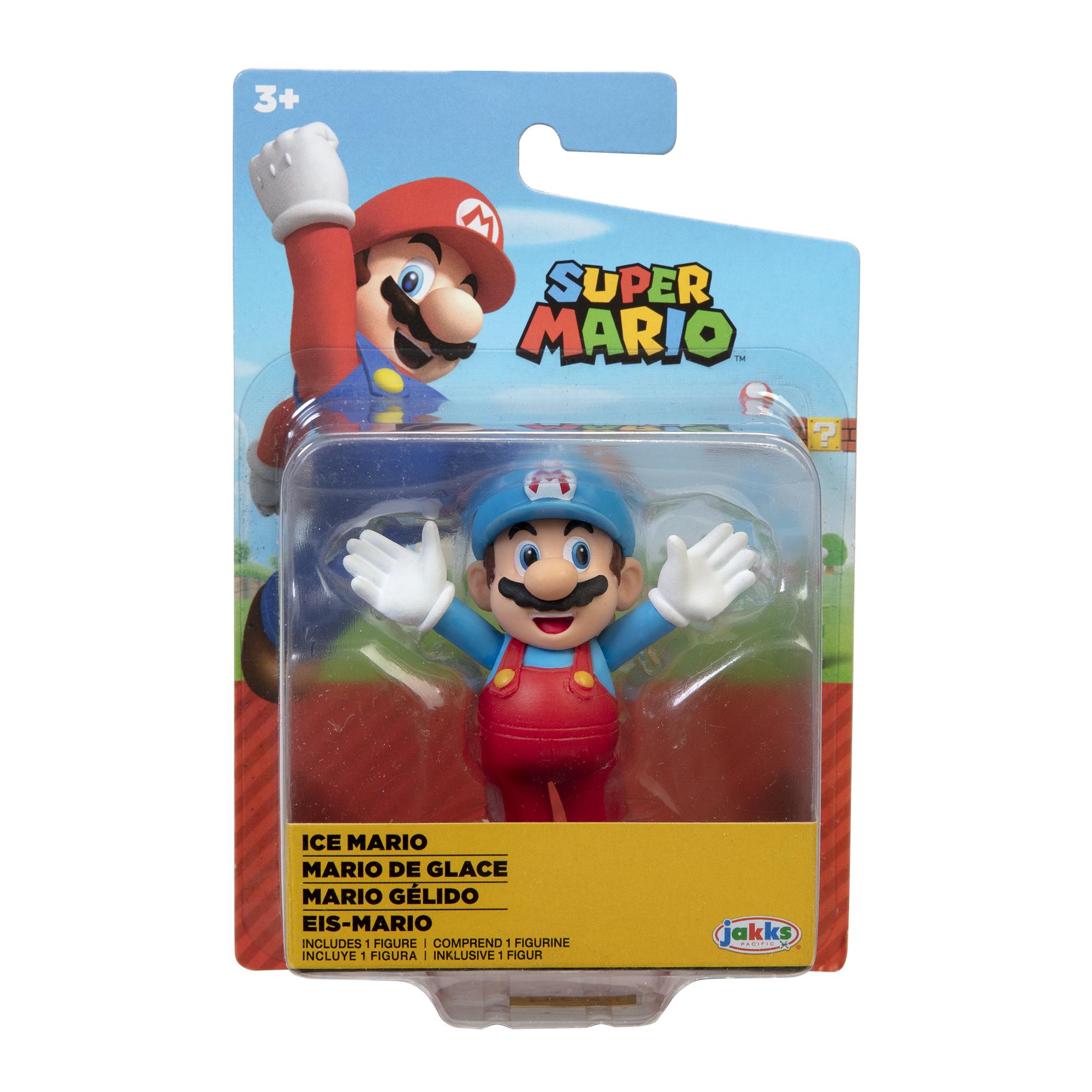 Figurina Nintendo Super Mario - Open Arms Mario, 6 cm