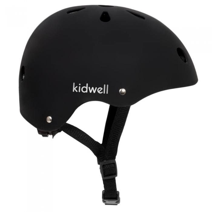 Casca de protectie pentru copii kidwell orix - negru
