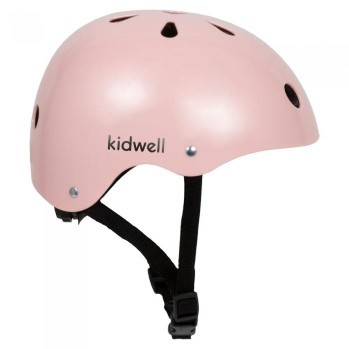 Casca de protectie pentru copii kidwell orix - roz