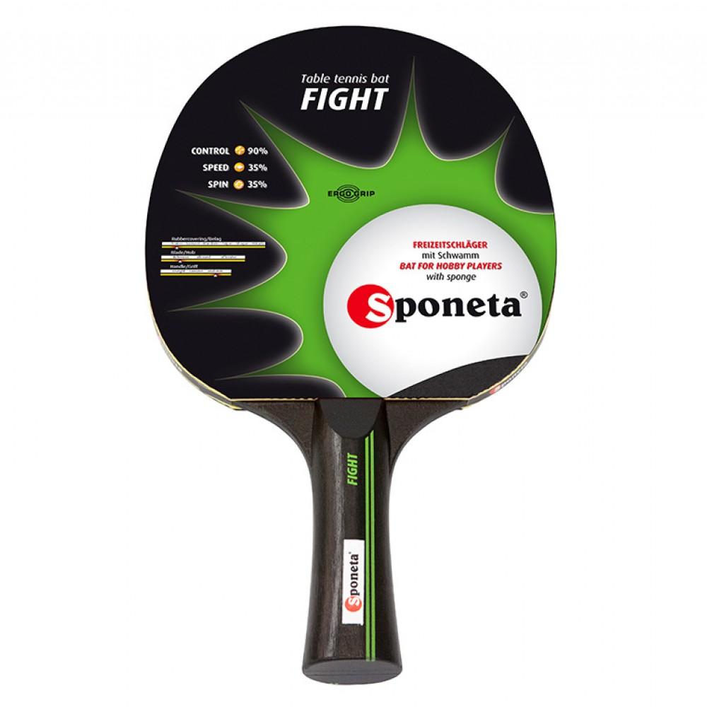 Paleta ping pong fight sponeta