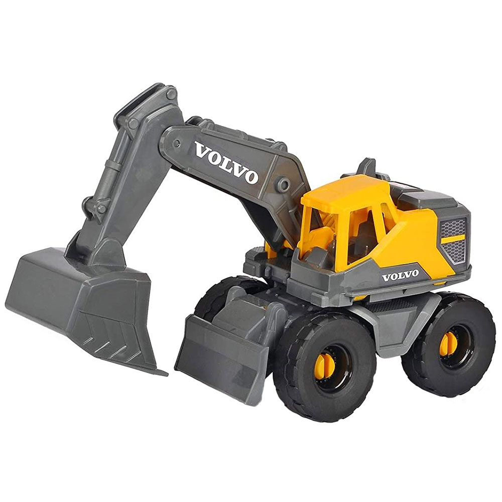 Excavator Dickie Toys Volvo On-Site Excavator