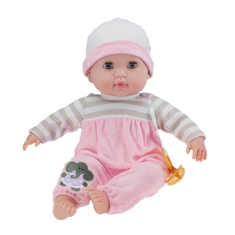 Jucarie papusa bebelus cu corp moale