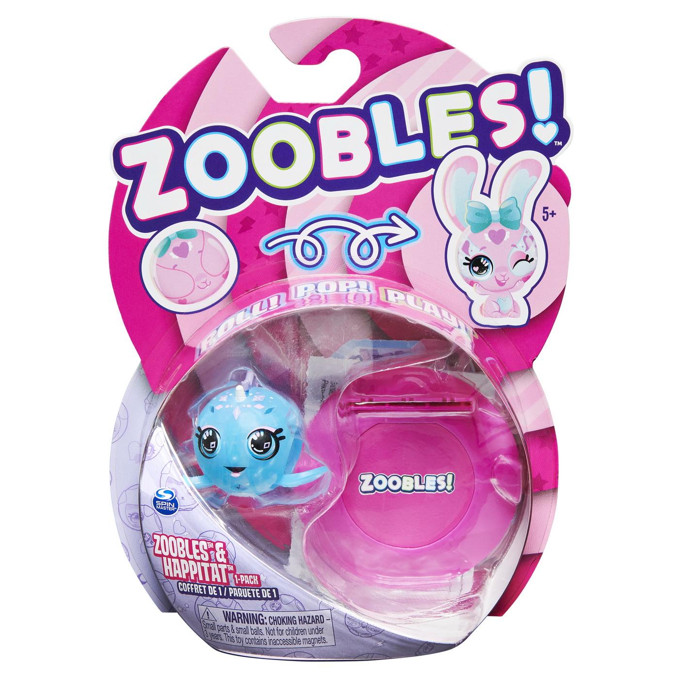 Zoobles animalute colectabile balenuta