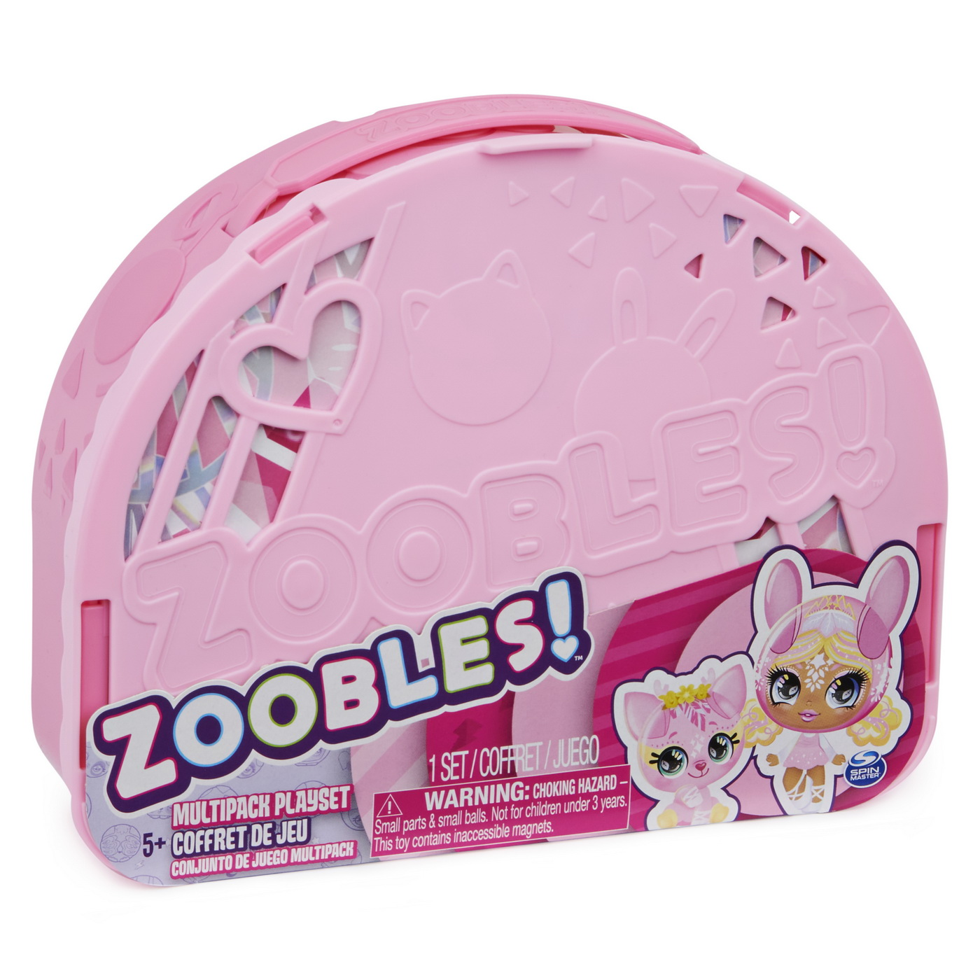 Zoobles set depozitare multipack