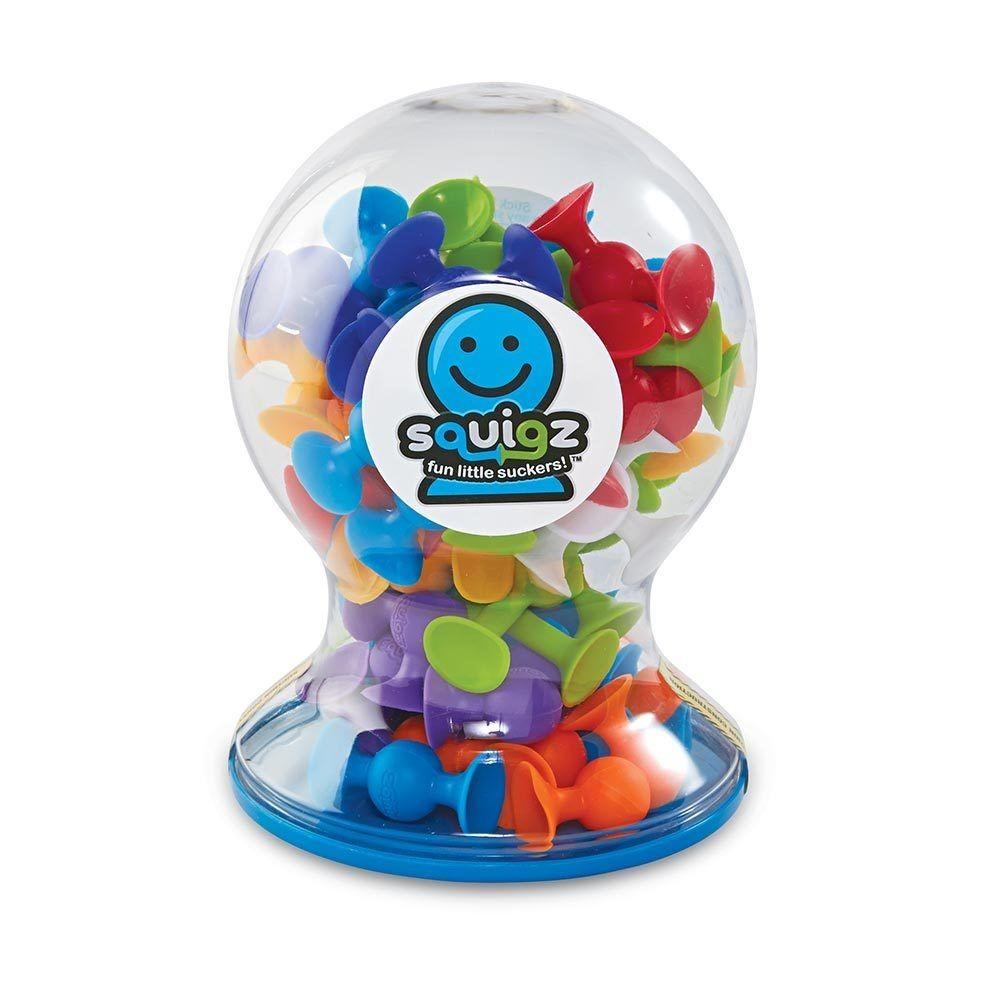 Joc De Constructie Squigz Deluxe Set - Fat Brain Toys
