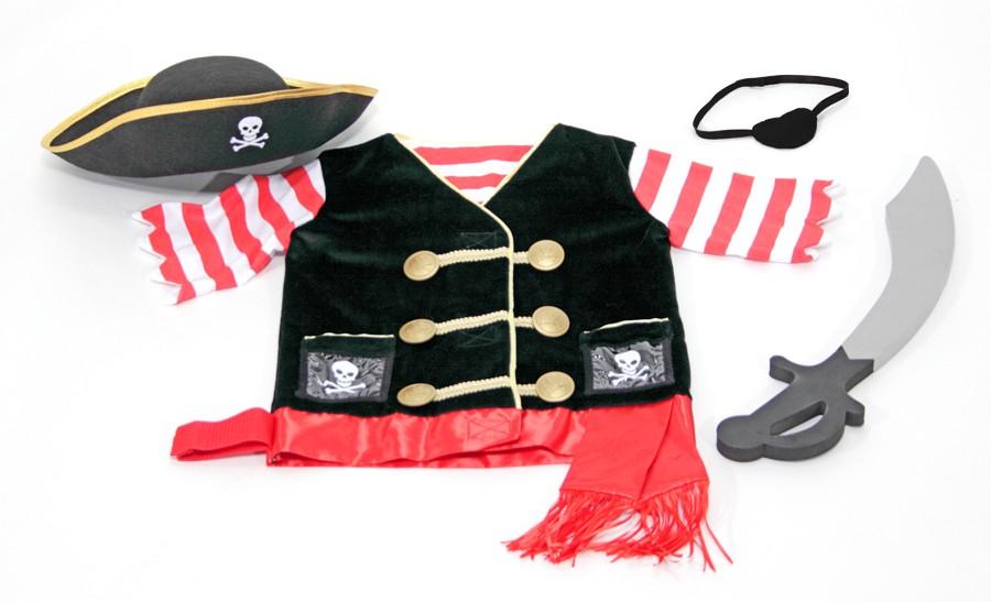 Costum Carnaval Copii Pirat Melissa And Doug