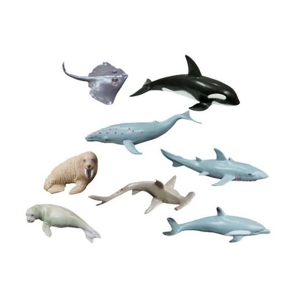 Animale Marine Set De 8 Figurine - Miniland