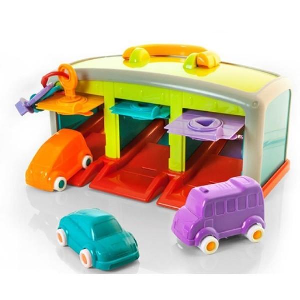Garajul Meu - Miniland