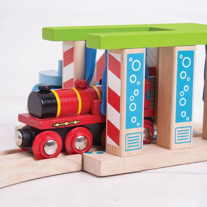 Spalatorie Pentru Trenulete