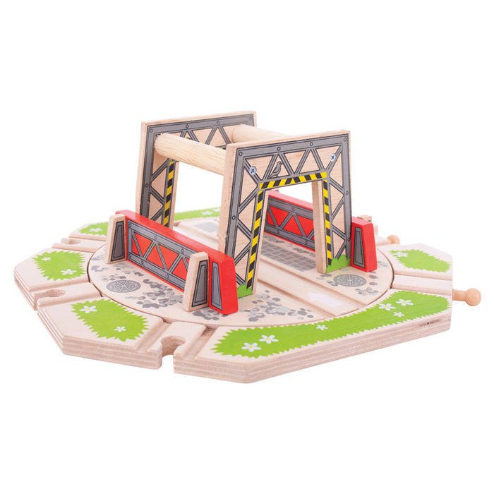 Platforma Industriala Trenulete