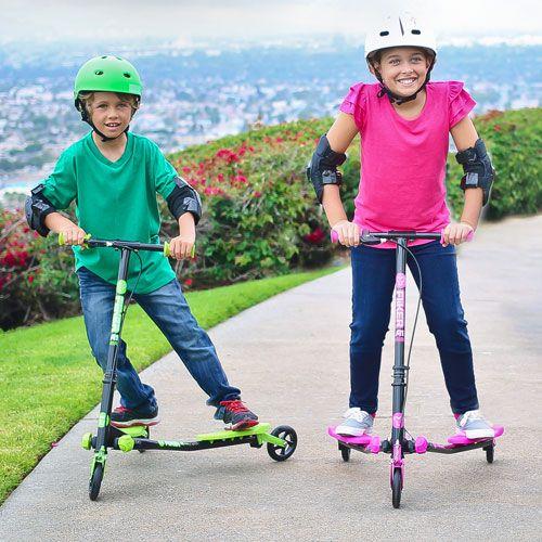 Ybike Yvolution Fliker A1 Verde - Roller
