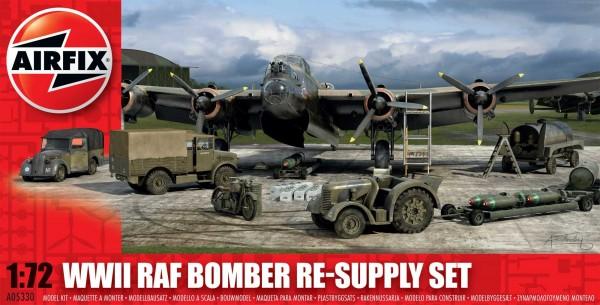 Airfix Bomber Resupply Set