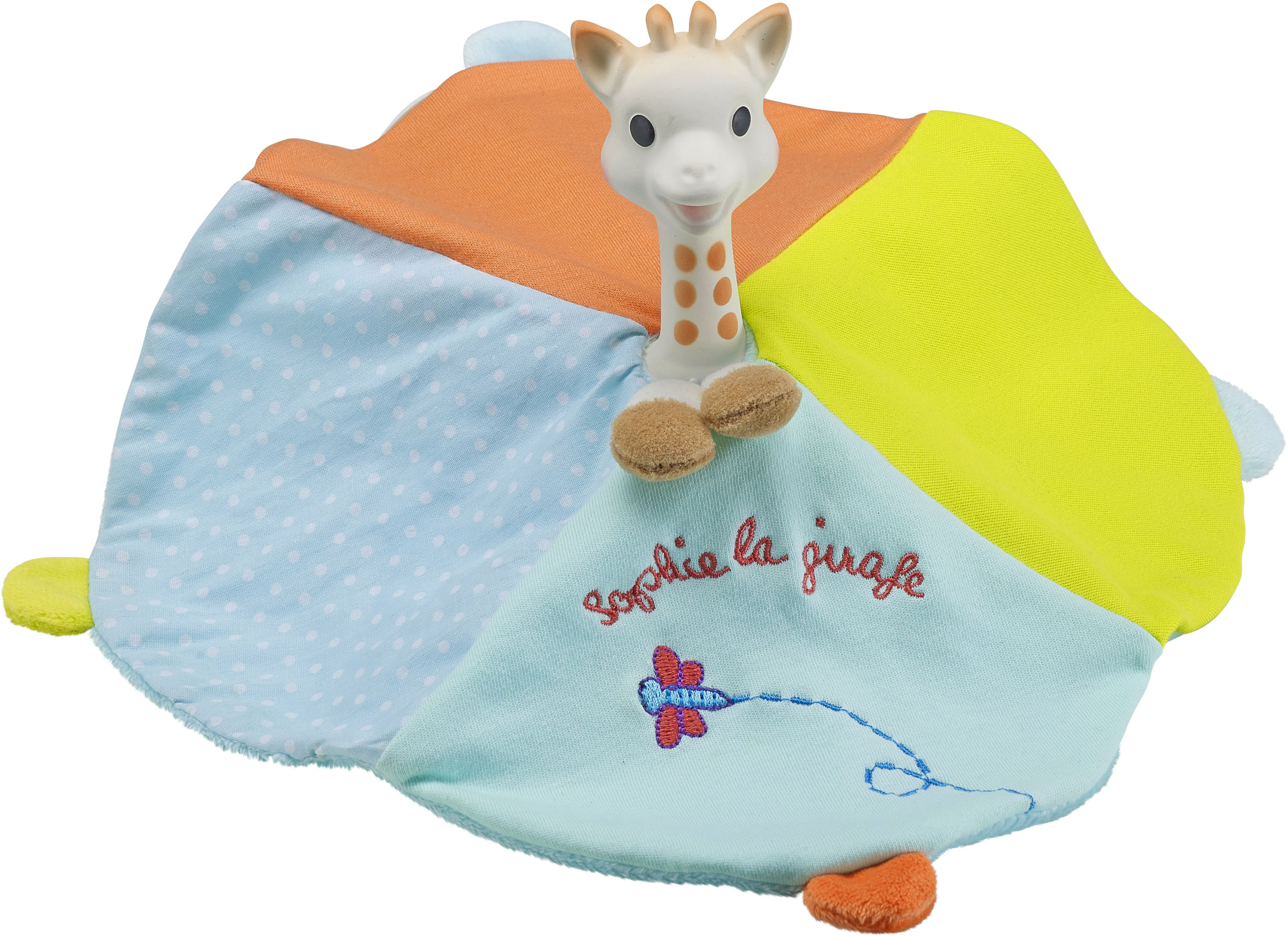 Vulli Girafa Sophie Soft'rubber imagine