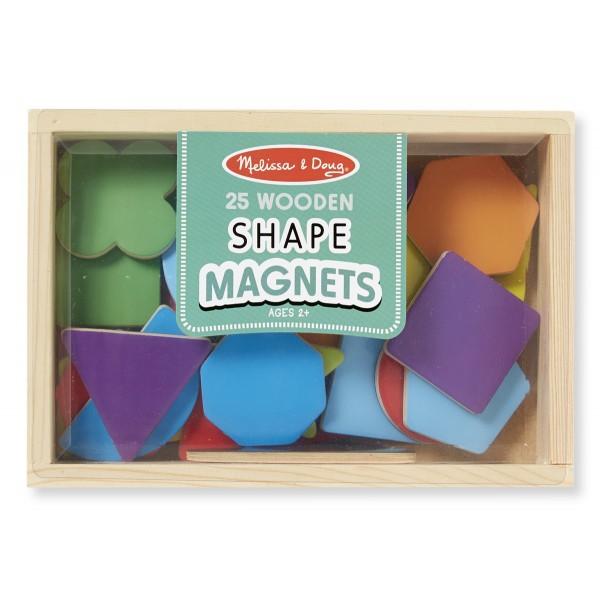 Forme Magnetice Din Lemn imagine