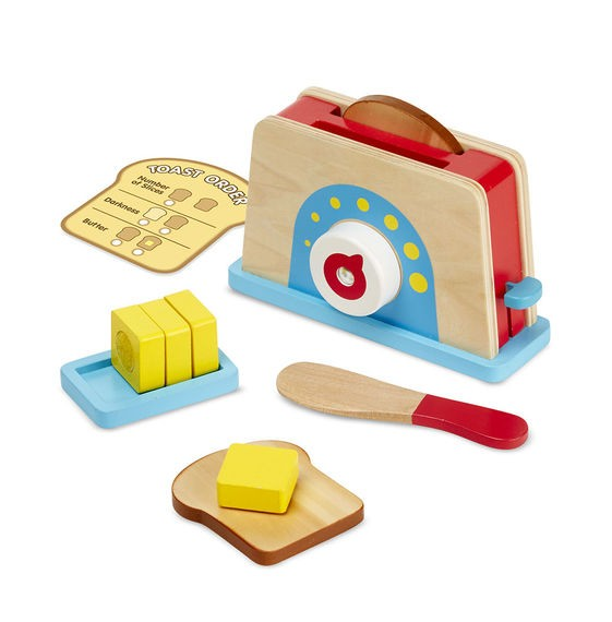Set De Joaca Toaster Melissa And Doug