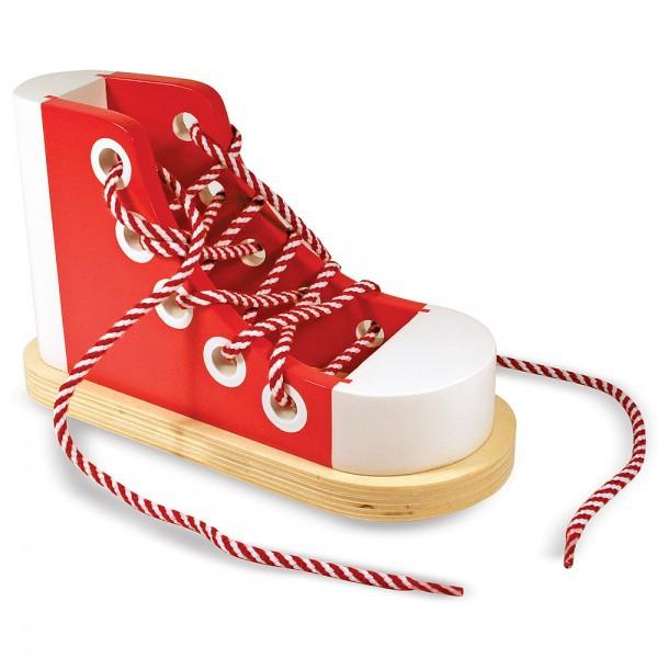 Pantof Cum Sa Legam Sireturile imagine