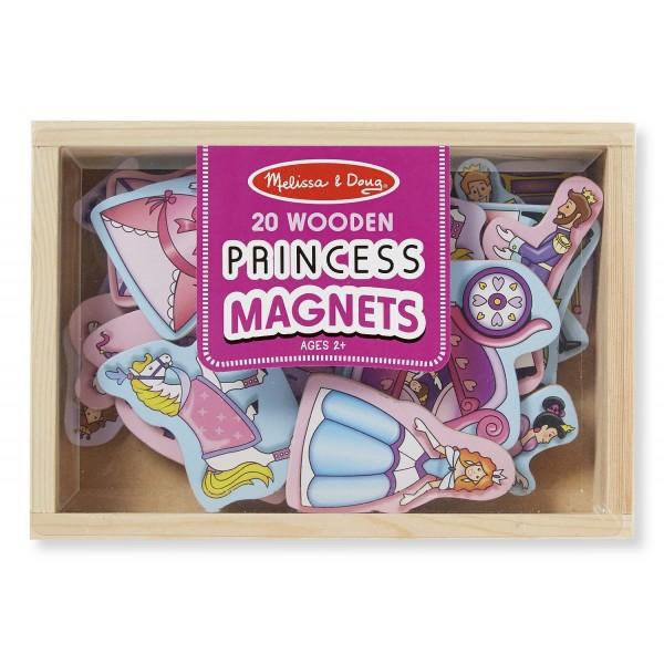 Printese Magnetice Din Lemn
