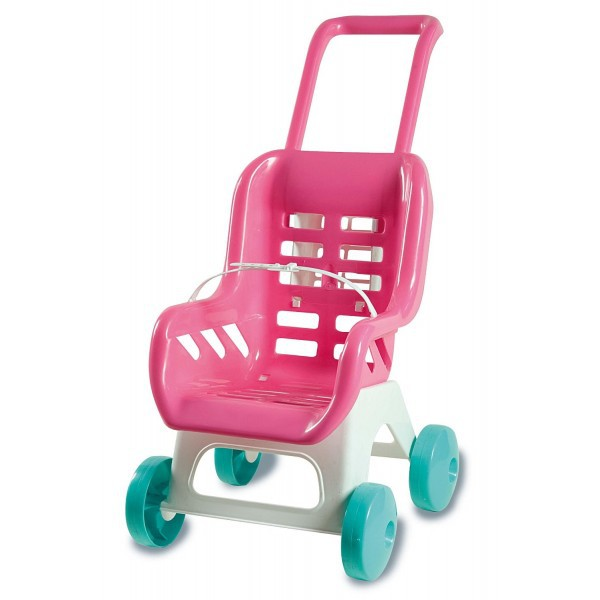 Carucior Roz Pentru Papusi Androni Giocatolli
