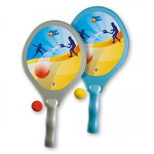 Set tenis plaja Super Androni Giocattoli