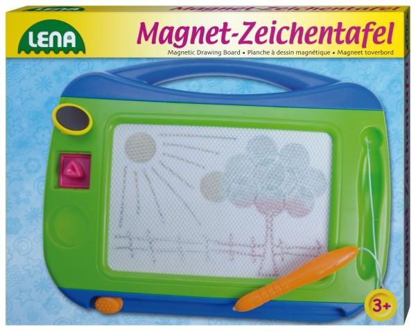 Tablita Magnetica De Desenat 32 Cm Lena image0