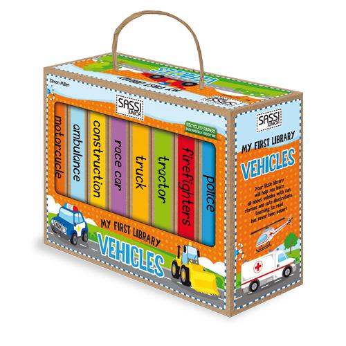 Prima Mea Biblioteca - Vehicule