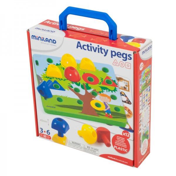 Activitati Educative - Mozaic Miniland