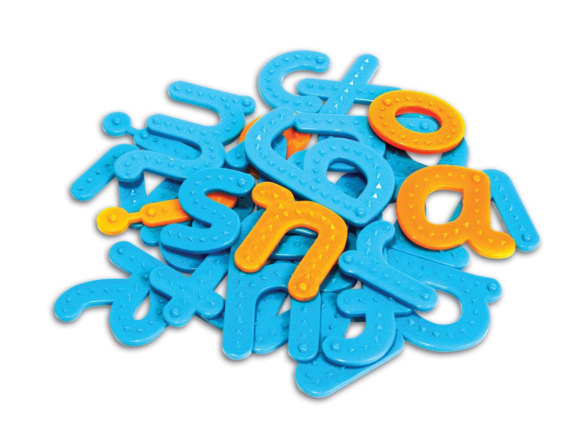 Set Tactil - Litere