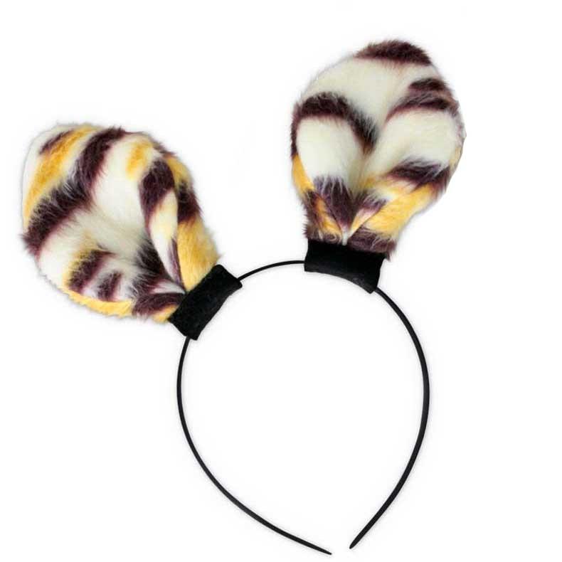 Accesoriu Deghizare Urechi De Tigru imagine
