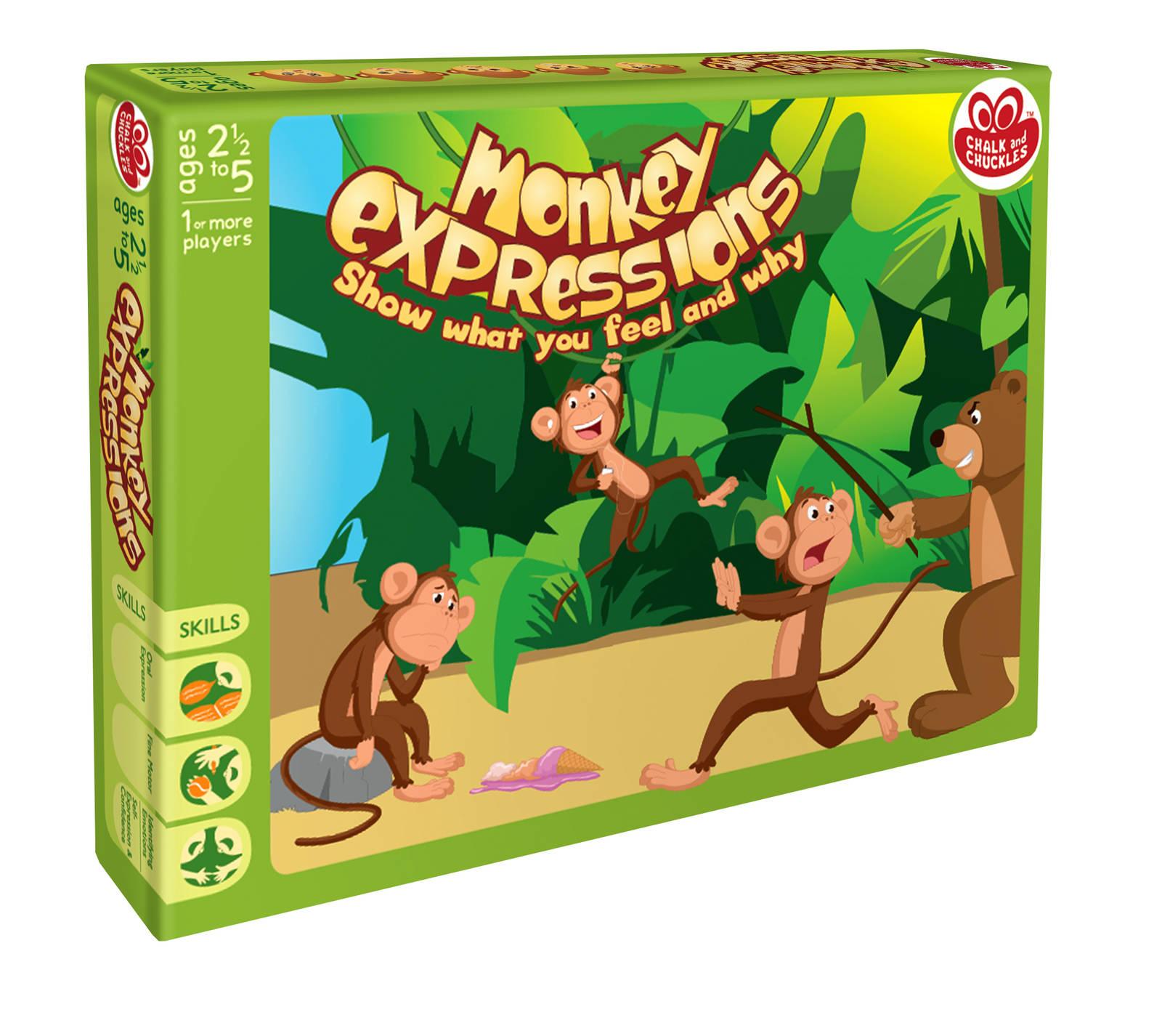 Joc De Potrivire - Ce Simte Maimutica?