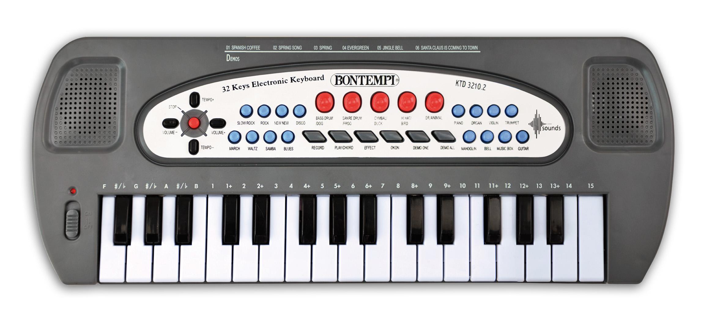 Orga electronica cu 32 clape
