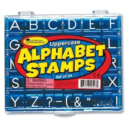 Stampile Alfabet imagine