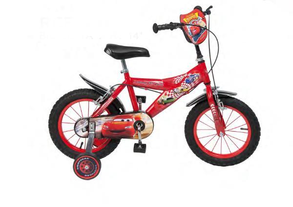 Bicicleta 14' Cars imagine
