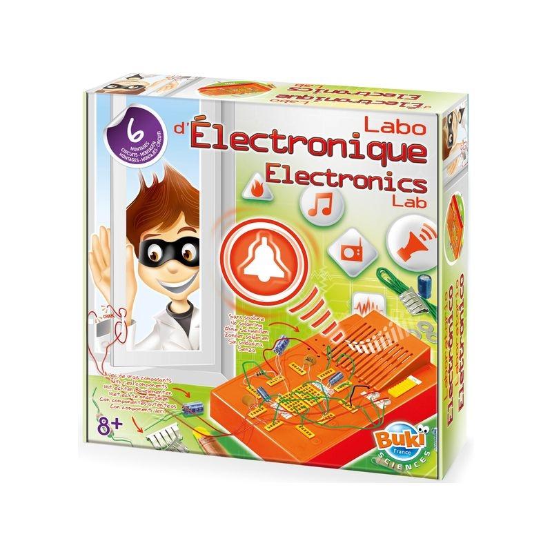 Laboratorul De Electronica - 6 Proiecte