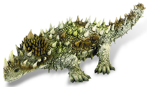 Soft Play Thorny Devil